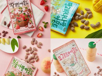 韓国土産事情!お勧めなFace Maskやスナック、最近人気のインスタントやレトルト食品が人気!